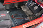 BMW Mini Carbon Footwell R/H. RT0387/ZO