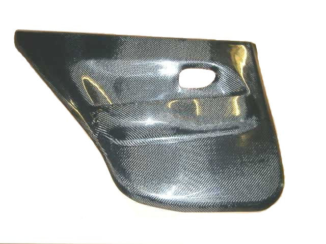 Mitsubishi Evo 4-6 Carbon Rear Door Card L/H. RT0168/MI