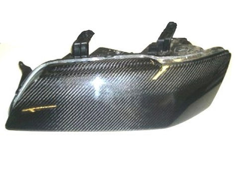 Mitsubishi Evo 7,8,9 Carbon Headlamp Cover L/H. RT0558/ME