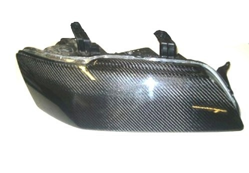 Mitsubishi Evo 7,8,9 Carbon Headlamp Cover R/H. RT0557/ME