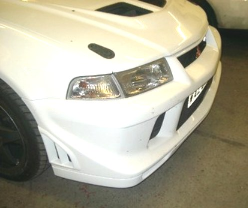 Mitsubishi Evo Makinen Body Kit. RT0100/ME