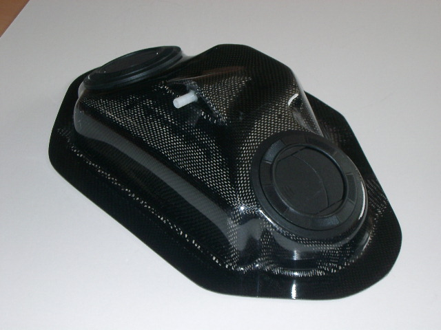 Universal Carbon Interior Roof Vent. RT0715/ZI